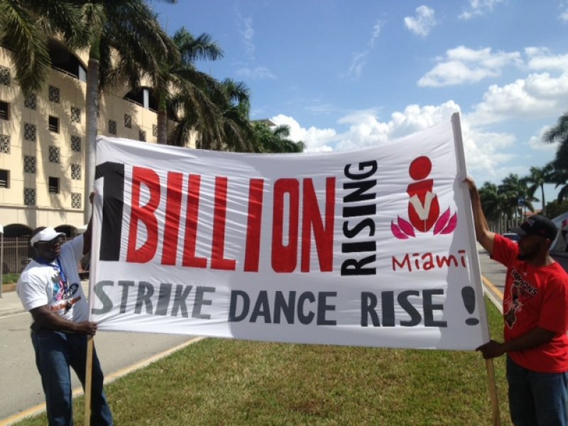 One Billion Rising - 02/14/2013