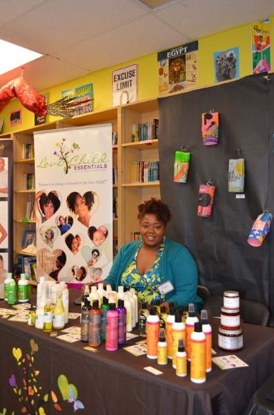 Shara founder of Love Child Essentials